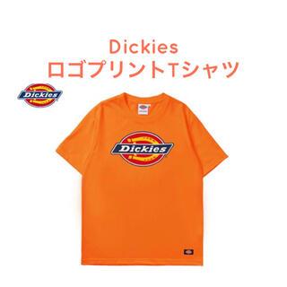 ディッキーズ(Dickies)のDickies ☆ ディッキーズ ロゴプリント Tシャツ 【L】(Tシャツ/カットソー(半袖/袖なし))