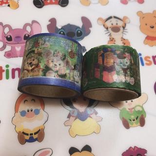 ディズニー(Disney)の専用♡ディズニー ダッフィー マスキングテープ クリスマス(テープ/マスキングテープ)