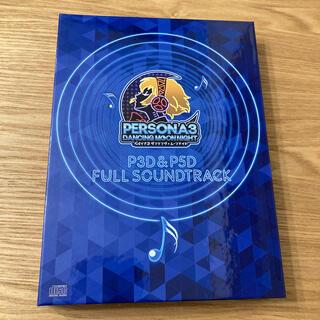 P3D&P5D Full soundtrack(ゲーム音楽)