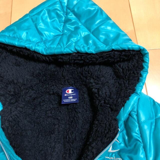 Champion(チャンピオン)のスノーウエア 100cm スポーツ/アウトドアのスキー(ウエア)の商品写真