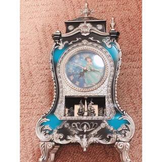 ディズニー(Disney)のディズニー置き時計【ジャスミン】(置時計)