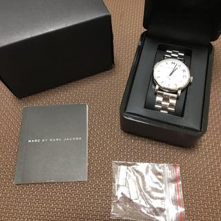 マークバイマークジェイコブス(MARC BY MARC JACOBS)のMARC JACOBS  ベイカー 腕時計(腕時計)