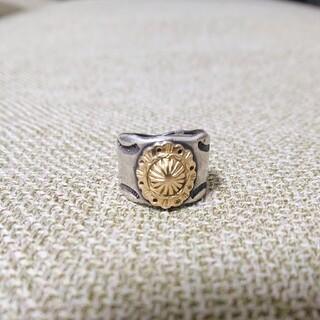 アリゾナフリーダム(ARIZONA FREEDOM)のアリゾナフリーダム コンチョリング 13号 ウイングロック(リング(指輪))