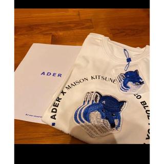 MAISON KITSUNE' - adererror×Maison kitsune アーダーエラー tシャツ