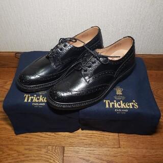 トリッカーズ(Trickers)のトリッカーズ バートン uk7.5(ドレス/ビジネス)