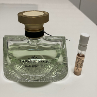 ブルガリ(BVLGARI)のBVLGARI ジャスミンノワール 75ml(香水(女性用))