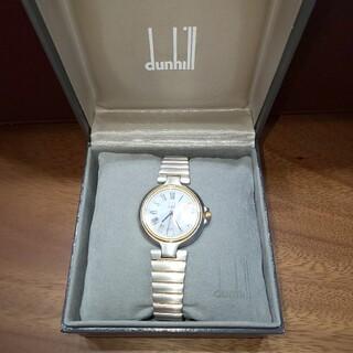 ダンヒル(Dunhill)のdunhill ダンヒル 腕時計 ミレニアム(腕時計(アナログ))