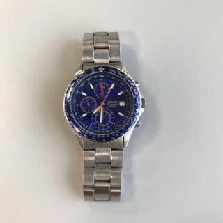 セイコー(SEIKO)のセイコー 腕時計  ジャンク メンズ クロノグラフ(腕時計(アナログ))