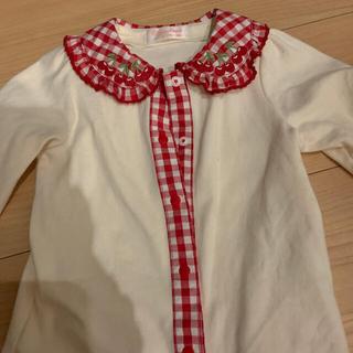 シャーリーテンプル(Shirley Temple)のさくらんぼトップス(Tシャツ)