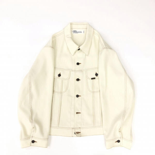 ジエダ(Jieda)のDAIRIKU REGULAR Polyester jacket(Gジャン/デニムジャケット)