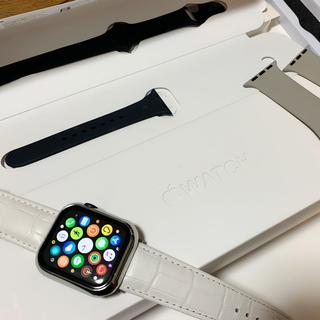 Apple Watch - Watch Series 5(GPSモデル)40mm