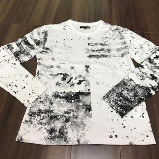 セマンティックデザイン(semantic design)のセマンティックデザイン  ロンT ホワイトS(Tシャツ/カットソー(七分/長袖))