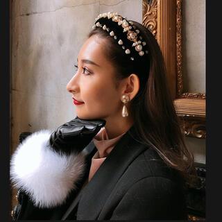 アメリヴィンテージ(Ameri VINTAGE)のpour mademoiselle  カチューシャ(カチューシャ)