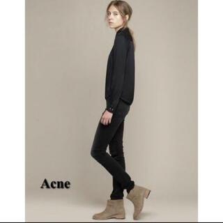 アクネ(ACNE)の【使用回数3回】Acne ショートブーツ 37(ブーツ)
