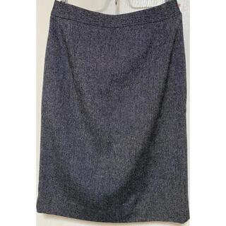 コムサイズム(COMME CA ISM)の美品★コムサイズム タイトスカート(ひざ丈スカート)