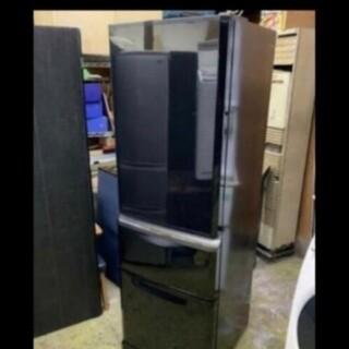 三菱 - 370L!三菱ノンフロン冷凍冷蔵!