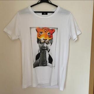 オニツカタイガー(Onitsuka Tiger)のオニツカタイガー onitsuka Tiger 90's ボックスロゴ(Tシャツ/カットソー(半袖/袖なし))