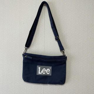 リー(Lee)の最終値下げ Lee リー サコッシュ ショルダーバッグ(ショルダーバッグ)