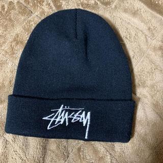 ステューシー(STUSSY)のステューシー ニット帽(ニット帽/ビーニー)