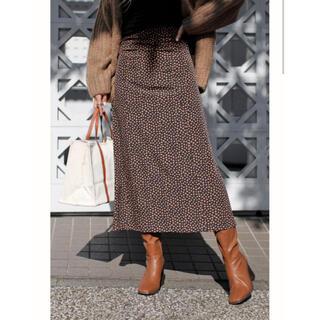 ルームサンマルロクコンテンポラリー(room306 CONTEMPORARY)のroom306 ♡レオパードスカート(ロングスカート)