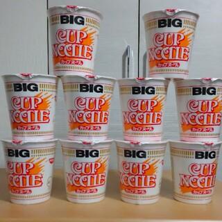 日清食品 - 日清 カップヌードル BIG 10個