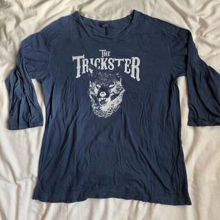 ノンネイティブ(nonnative)のnonnative ノンネイティブ 7部袖カットソー Tシャツ(Tシャツ/カットソー(七分/長袖))