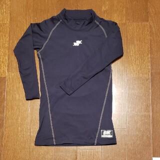 エスエスケイ(SSK)のSSK アンダーシャツ ネイビー 140(ウェア)