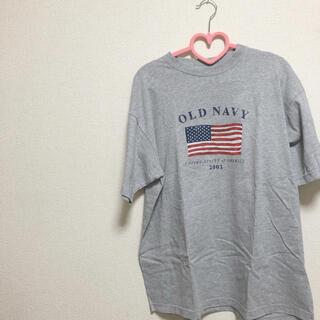 オールドネイビー(Old Navy)のold navy usa Tシャツ(Tシャツ/カットソー(半袖/袖なし))