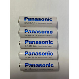 Panasonic - 充電式ニッケル水素電池 単3形 5本