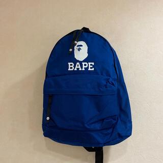 A BATHING APE - エイプ☆リュック バックパック