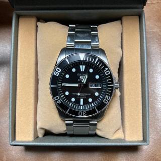 セイコー(SEIKO)のセイコー5 腕時計 SEIKO メンズ 逆輸入 自動巻き SNZF17J(腕時計(アナログ))