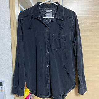 アメリカンイーグル(American Eagle)のシャツ(シャツ/ブラウス(長袖/七分))