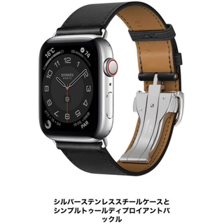 エルメス(Hermes)の【新品未開封】Apple Watch 6 エルメス アップルウォッチ 44mm(腕時計(デジタル))