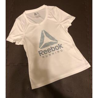 リーボック(Reebok)の【美品】S Reebok リーボック Tシャツ(Tシャツ/カットソー)