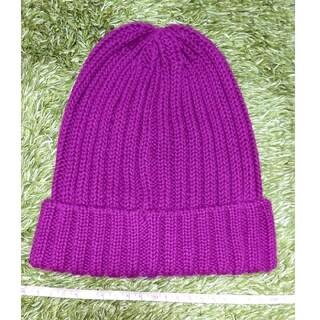 ジーユー(GU)のベビーニット帽(帽子)