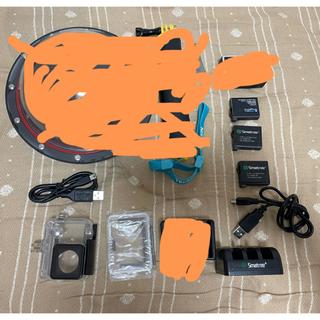 ゴープロ(GoPro)の【ジャンク品】Gopro hero4 アクセサリ(コンパクトデジタルカメラ)