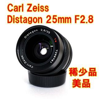 キョウセラ(京セラ)のCONTAX Carl Zeiss Distagon 25mm F2.8(レンズ(単焦点))