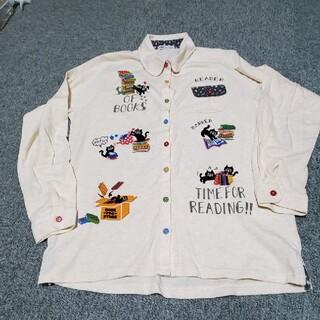 ラフ(rough)のrough 長袖シャツ(Tシャツ(長袖/七分))
