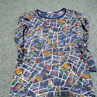 ラフ(rough)のrough 長Tシャツ(Tシャツ(長袖/七分))