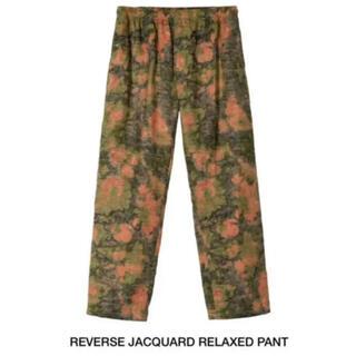 ステューシー(STUSSY)のstussy reverse jacquard relaxed pants (その他)