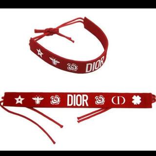 ディオール(Dior)のDior/ロゴ入りブレスレット(ブレスレット/バングル)