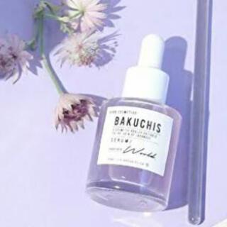 バクチスセラム BAKUCHIS(美容液)