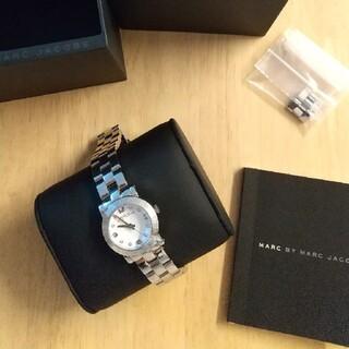 マークバイマークジェイコブス(MARC BY MARC JACOBS)のマークバイマークジェイコブス腕時計(腕時計)
