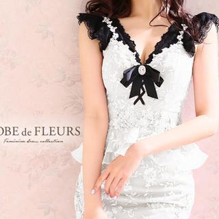 ROBE - ROBE de FLEURS ミニドレス/キャバドレス