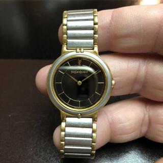 サンローラン(Saint Laurent)のサンローラン メンズ クォーツ (腕時計(アナログ))