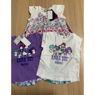 アナスイミニ(ANNA SUI mini)の専用(Tシャツ/カットソー)