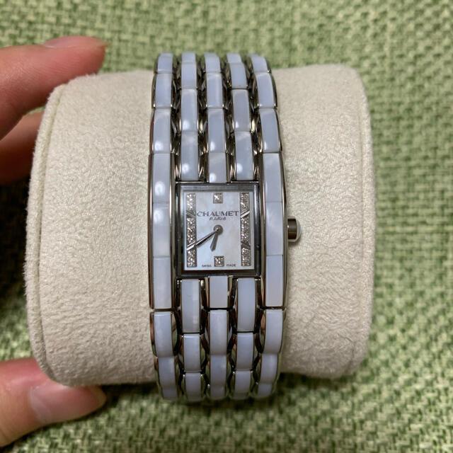 CHAUMET(ショーメ)のショーメCHAUMET ケイシス スタークリスタル W19630-35A レディースのファッション小物(腕時計)の商品写真