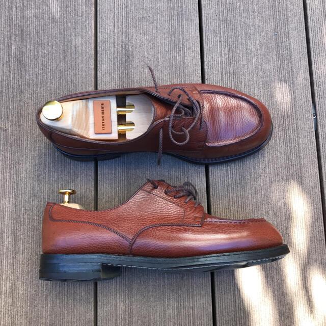 J.M. WESTON(ジェーエムウエストン)のj.m weston  ゴルフ メンズの靴/シューズ(ドレス/ビジネス)の商品写真