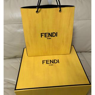 FENDI - FENDI ショッパーバッグ トートバッグ フェンディ 新作