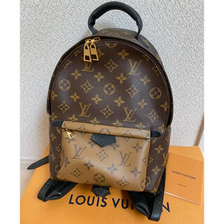 LOUIS VUITTON - 正規品 ルイヴィトン パームスプリングス  バックパックPM